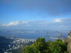 Рио. Бразилия. Январь 2014