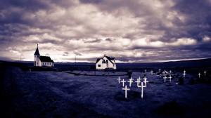 Кладбище. Май 2013